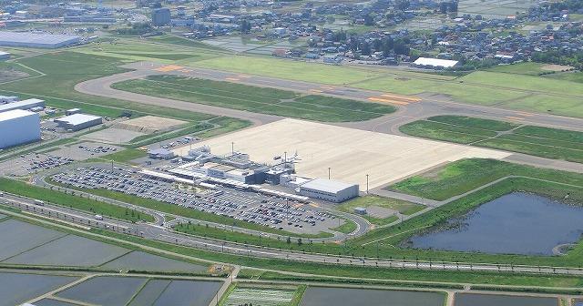 花巻 空港